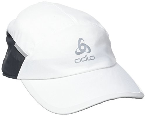 Odlo Fast Und Light Kappe, White, S/M