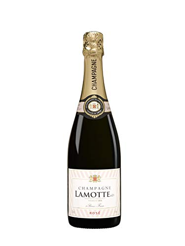 Champagne Rosé Lamotte & Cie - 750 ml