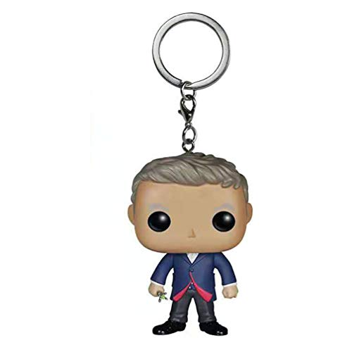 Schlüsselbund Schlüsselanhänger Doctor Who Keychain Schlüssel Ring Anhänger Polizei Box Tardis Schlüssel Ring Anhänger