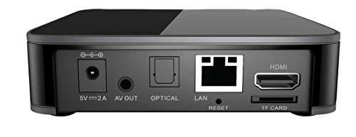 MAG 410 Android IPTV Streamer H.265 SET TOP BOX Stalker Multimedia Internet TV 4K 3D Ultra HD Full HD