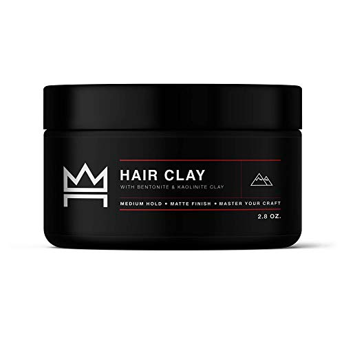 Our #2 Pick is the Hair Craft Co. Hair Clay