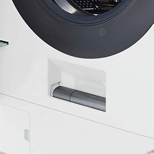 シャープ洗濯機ドラム式洗濯機ハイブリッド乾燥右開き(ヒンジ右)DDインバーター搭載シルバー系洗濯11kg/乾燥6kg幅640mm奥行728mmES-W112-SR
