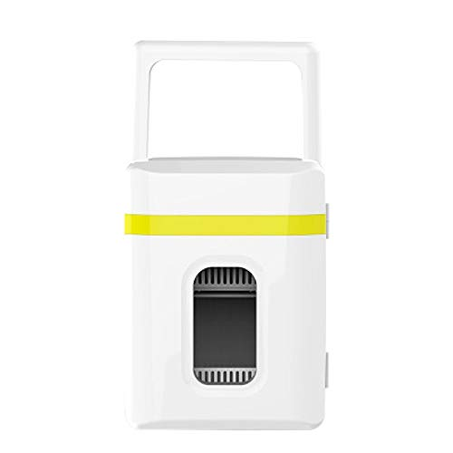 DKEE Mini Nevera Refrigerador Portátil De 10 litros for El Hogar De Gran Capacidad for Automóviles Refrigerador Portátil for Automóviles, Electrodomésticos for Automóviles Mini Refrigerador De 0 A 65