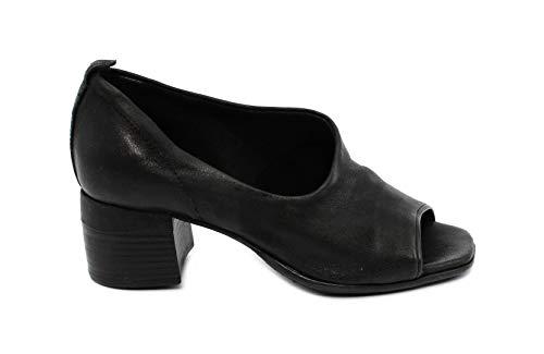 Sandalo A.S. 98 A19003 Negro Talla 36 - Color Negro
