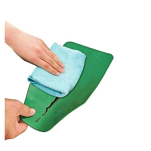 DONGSHENGZHU Guía de Herramientas de Drenaje de Embudo Herramienta de reemplazo de Aluminio + plástico fácil de Limpiar