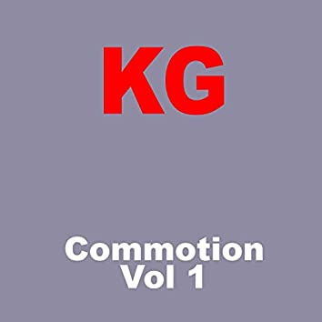 Commotion Vol, 1 (feat. 08)