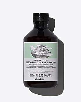 Davines Detoxifying Scrub Shampoo 8.45 Fl oz
