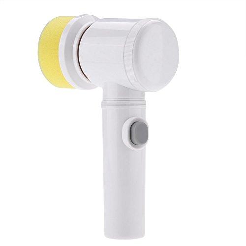 Cepillo de Limpieza eléctrico multifunción 5 en 1, Cepillo de Limpieza Giratorio...