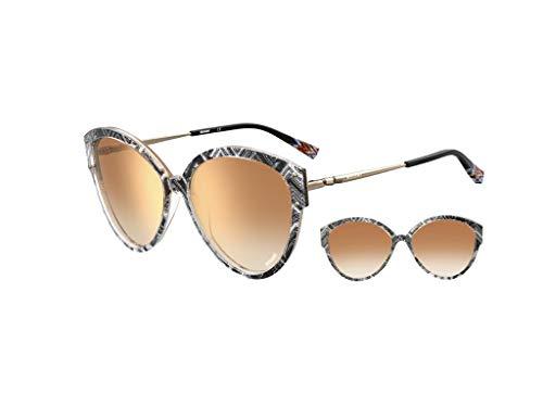 Missoni occhiale da sole MIS 0004/S S37/JL Nero marrone taglia 59 mm Donna