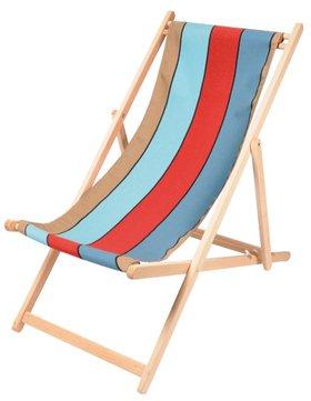 Chaise longue transat chilienne Caspienne - Artiga
