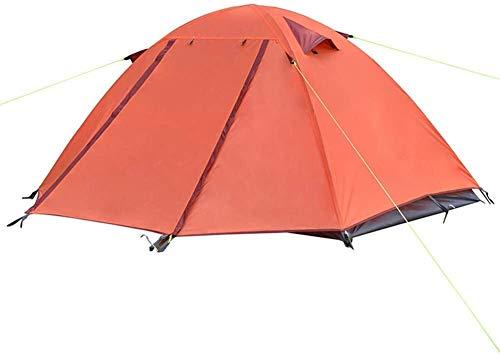 EAHKGmh Spiaggia Tenda Sun Shelter for Bambini Adulti Antivento Impermeabile e Quick Set-up con Carry Bag for Outdoor Garden Pesca di Campeggio Picnic (Color : Orange)