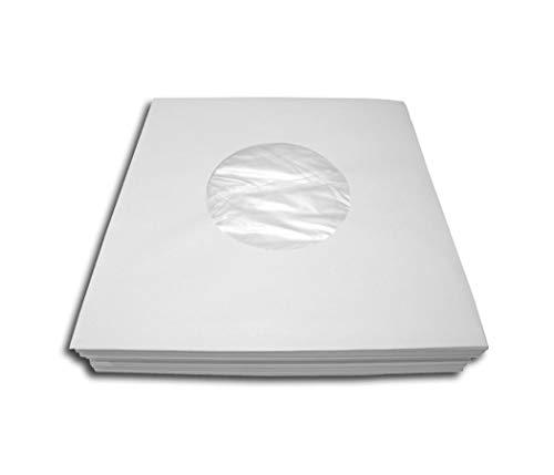 Single Schallplatten Cover Papier gefüttert Protected (100 Stück)