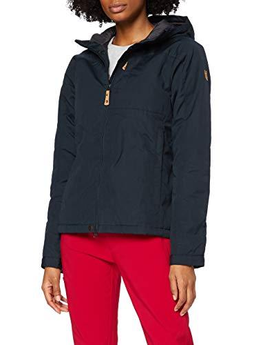 Fjällräven Damen Kiruna Padded Jacket W Jacke, Dark Navy, Small