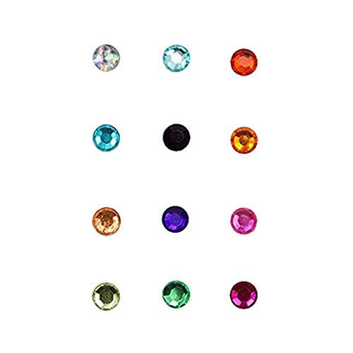 ZQO Cristal magnético Encanto de Cristal marcadores magnéticos de Bebida Copa de Vino Pegatina magnética Anillo Colgante Copa de Vino decoración joyería