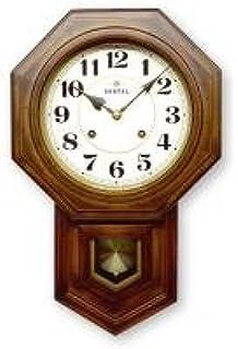 さんてる ボンボン振り子時計(アラビア文字) ブラウン QL688