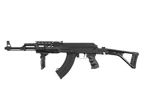 BEGADI Eco HUSAR Tactical Vollauto Softair/Airsoft AEG mit Metallgearbox -schwarz- < 0,5 Joule