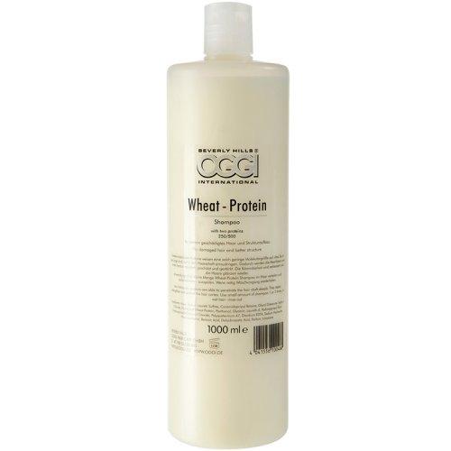 Oggi Wheat Protein Shampoo 1000 ml Für extrem geschädigtes Haar & Strukturaufbau - 1000 ml