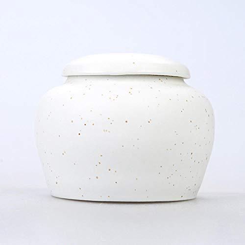 Dosificadores de aliño y especiasCultura tradicional Caja de té Comida Especias Tarro Delicadeza Tarro de té Aderezo Caja de almacenamiento Suger Contenedor -dianyoubaise