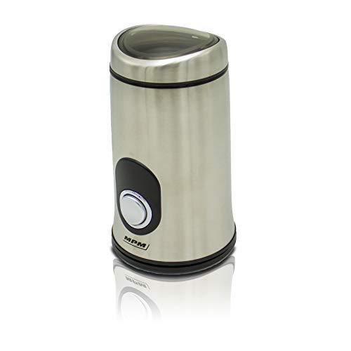 MPM MMK-02M Molinillo café eléctrico pequeño, Semillas Es