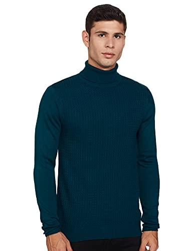 Amazon Brand – Symbol Men's Casual Acrylic Sweater