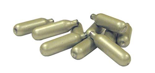 Kayser Ricarica Siphon, 7.5 g CO2 (E290), set da 10 pezzi