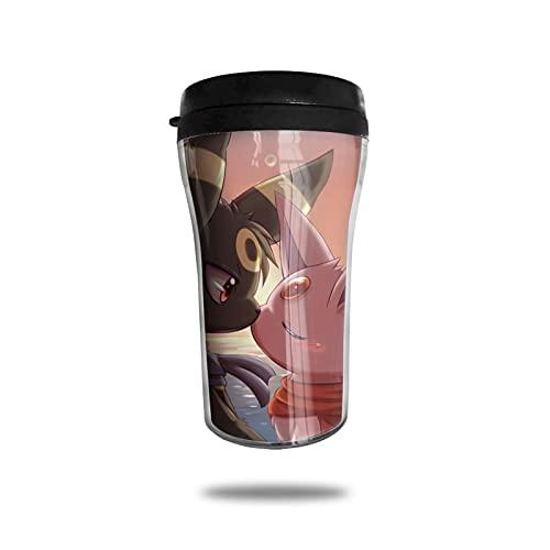 Tasse à café isotherme Pokémon à double paroi - Pour voyage, travail, voyage