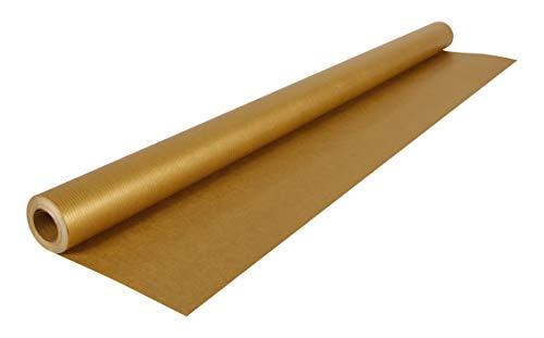 Clairefontaine 10 x 0,7 m Rotolo Kraft colorato, oro