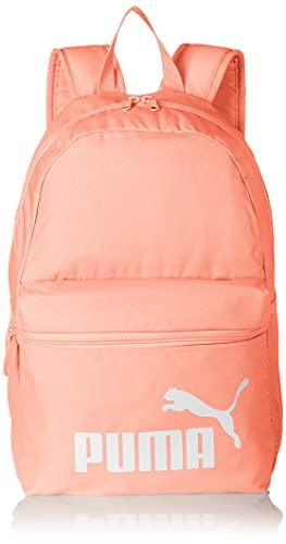 PUMA Phase Backpack Mochilla  Unisex Adulto  Apricot Blush  OSFA
