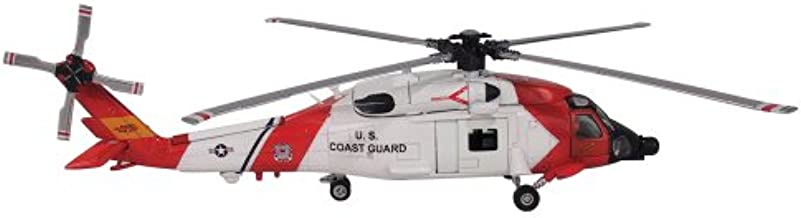 InAir Limited Edition U.S. Coast Guard Helicopter HH-60J Jayhawk - 1:60 Scale
