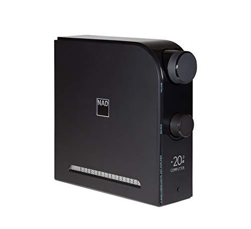 NAD D3045 Verstärker, integrierter HiFi, Schwarz