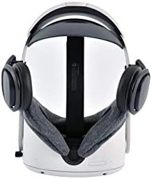 MYJK Clip On VR Headphones Soundkit Accessories Custom Made for Oculus Quest 2 Headset Improved product image