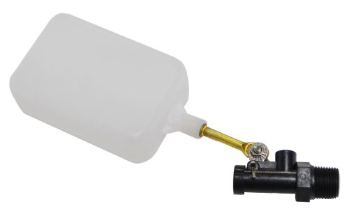 MP Industries 4059 White Float Valve Assembly Replacement for MP Industries Water Leveler