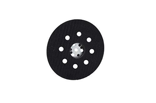 Plato de lija/1 pieza/125 mm de diámetro/8 orificios/dureza media/para lijadora excéntrica/plato de papel de lija.