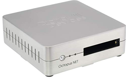 Octopus NET V2 Max M4 - 4fach Multituner - Zertifizierter SAT>IP Server - Alle Empfangsarten (Gigabit Switch | Twin CI | Unicast / Multicast | Unicable) - 24/7 tauglich