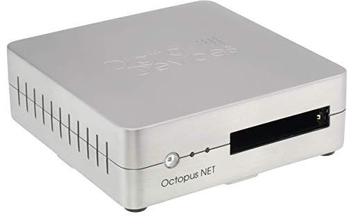 Octopus NET V2 Max M4 - 4fach Multituner - Zertifizierter SAT>IP Server - Alle Empfangsarten (Gigabit Switch | Twin CI | Unicast / Multicast | Unicable) - 24/7 tauglich