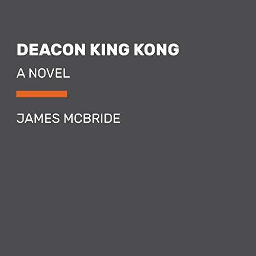 Deacon King Kong audiobook cover art