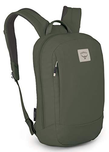 Osprey Arcane Small Laptop Backpack, Haybale Green