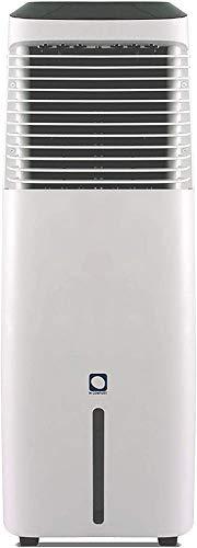 M Confort E1000 Climatizador Evaporativo Portátil, 170 Watts, 30 L, 4 Velocidades, Ventilador Centrífugo, 111 x 42 x 55 cm