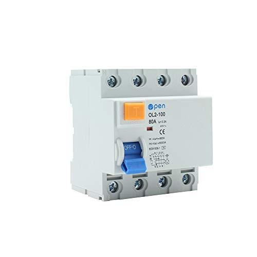 Diferencial Omnium Electric 4P x 63A-30mA-AC