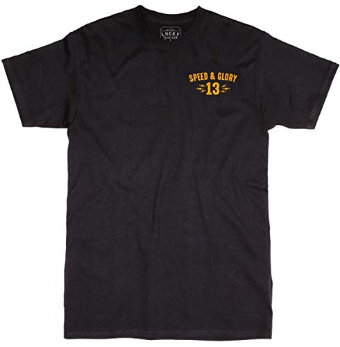 Lucky 13 Shirt Speed and Glory XL