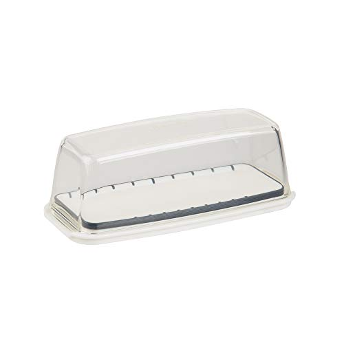 PREPWORKS GBD-2 Butterdish Silicone Seal, Air Tight Butter Dish