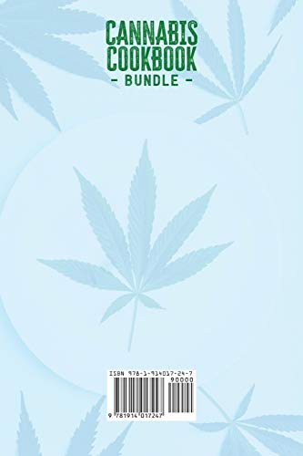 31+l 88sRsL - Cannabis Cookbook: This Book Includes: Dessert and Edibles. The Marijuana Recipe Book for Weed-Infused Main Meals, Candies, Cakes, Cookies, and Other Sweet and Savory Edibles