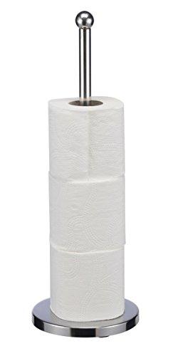 SIDCO WC Toilettenpapier Halter Ersatz Rollenhalter Klopapier Rollenständer Edelstahl