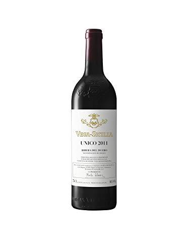 Vino Ribera Del Duero Vega Sicilia Unico 2011 0,75 Litros - 750ml