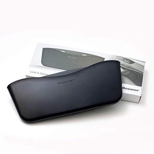 Miitech 車用収納ポケット 小物入れ すき間ポケットiPad ホルダー 小物整理 カー用品 運転席 後席 兼用 (ブラック)