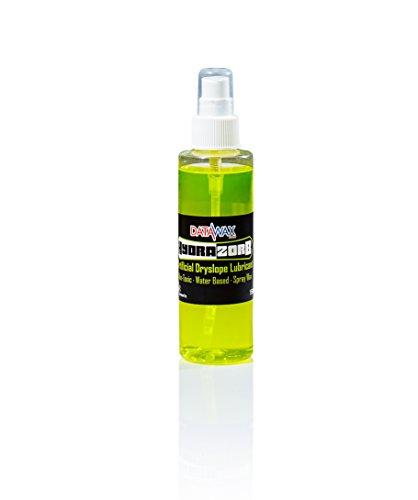 Hydrazorb Dry-Slope Spray Cera de esquí, Unisex, Amarillo, 150m l