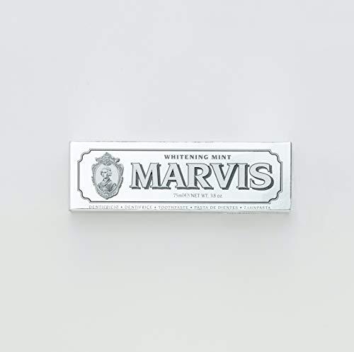 Marvis Dentifrice blanchissant à la menthe 75 ml