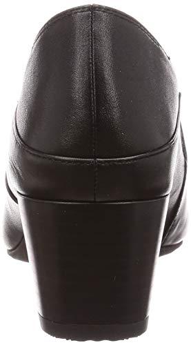[イング]パンプスIGLF03033レディースブラック23.0cm