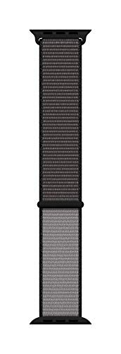 Apple Watch Sport Loop (40mm or 44mm) - Anchor Gray for $29 at Amazon