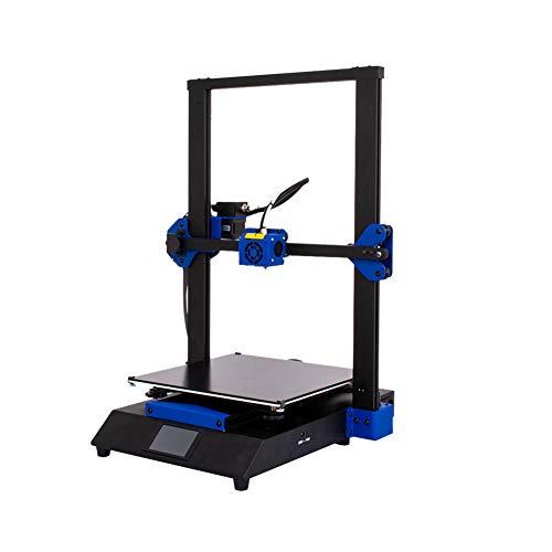 Impresora 3D construcción 300x300x400mm con aluminio Estructura de una pieza Silenciar la placa base y Reanudar después de un corte de energía Detección de rotura de material para edificio médico-DIY